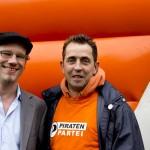 Patrick Schiffer & Frank Grenda - Foto: CC-BY-NC @be-him